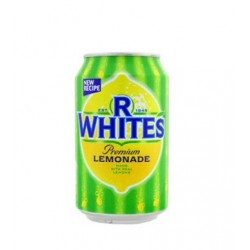 330ml R Whites Lemonade Cans