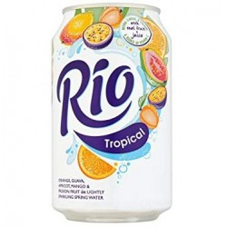 330ml Rio Tropical Cans
