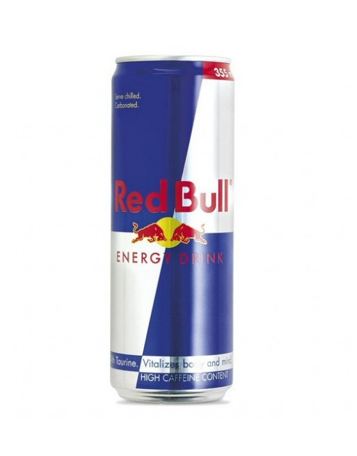 250ml Red Bull Cans