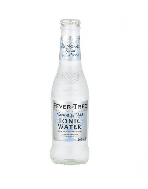 200ml Fever Tree Light Tonic