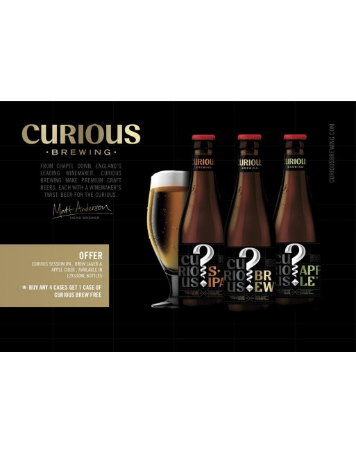 Curious IPA - 330ml