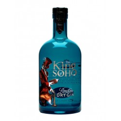 King of Soho Gin - 70cl