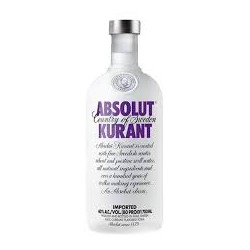 ABSOLUTE VODKA Currant