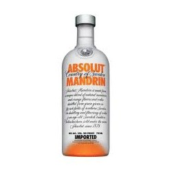 ABSOLUTE VODKA Mandarin
