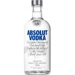 ABSOLUTE BLUE 70cl