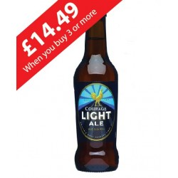 Courage Light Ale 275ml