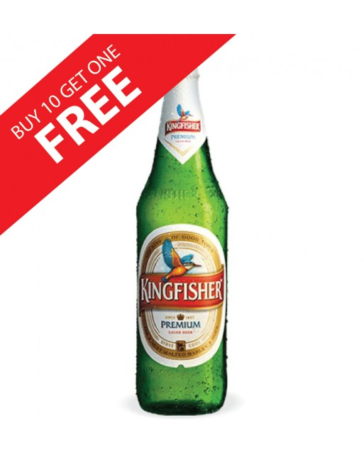 Kingfisher Premium Beer 660ml