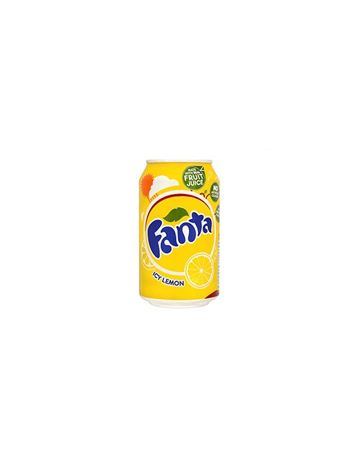Fanta Lemon - 330ml