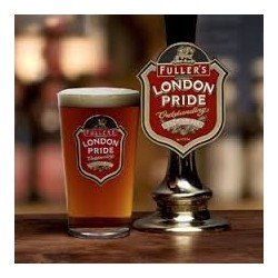 London Pride  9 Gallon Keg