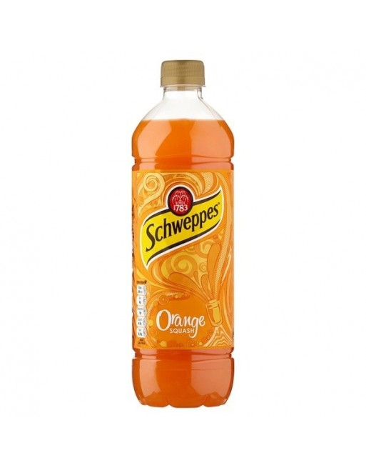 Orange Squash 1Ltr (Schweppes)