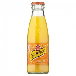 125ml Schweppes Orange