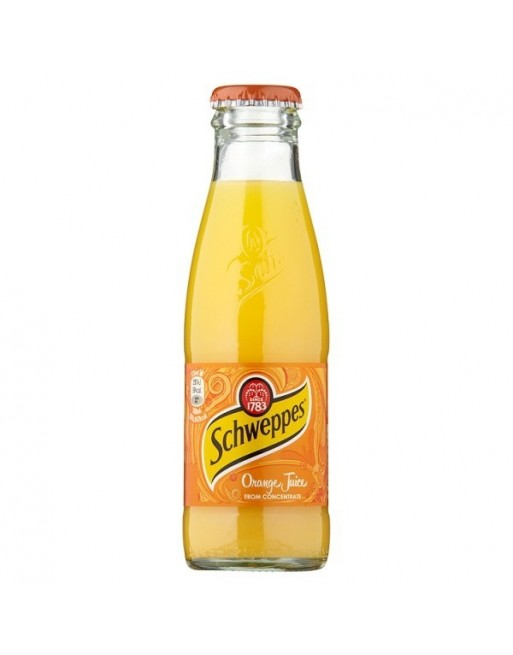 Orange 125ml (Schweppes)