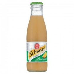 125ml Schweppes Pineapple