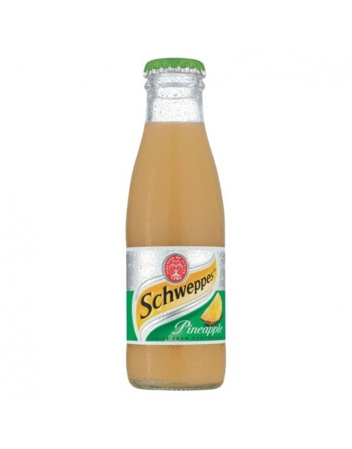 Pineapple 200ml (Schweppes)