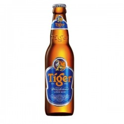 330ml Tiger Beer
