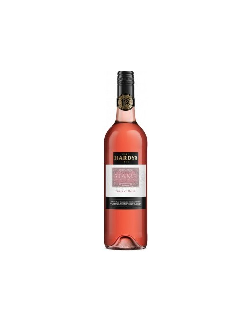 Hardys Stamp Shiraz Rose 75cl