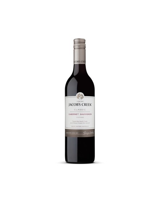 Jacobs Creek Cabernet Sauvignon  75cl