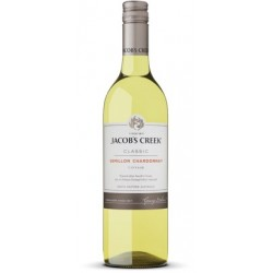 Jacobs Creek Semillon Chardonnay 75cl