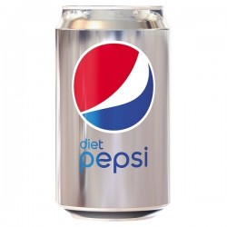 330ml Pepsi Diet Cans