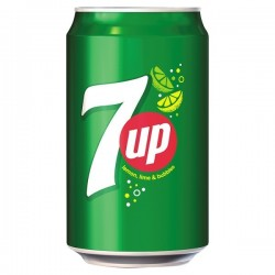 330ml 7up Cans