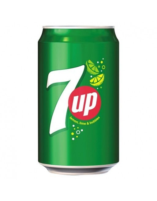 7up Cans 330ml