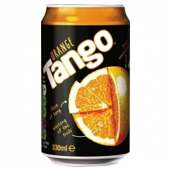 330ml Tango Orange Cans