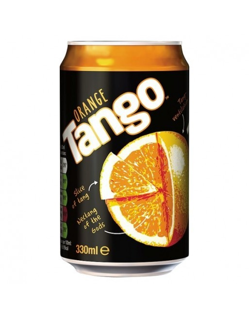 Tango Orange Cans 330ml