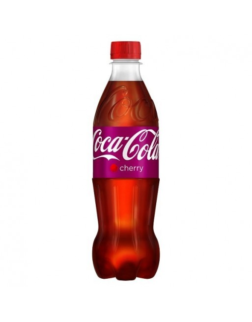 Cherry Coke 500ml Pet