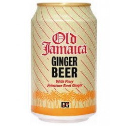 Ginger Beers Cans 330ml (Old Jamaica)