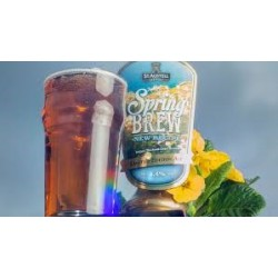 9 Gallon St Austell Spring Brew/Fever