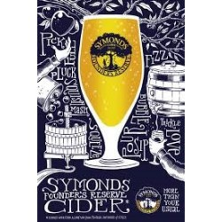 11 Gallon Symonds Cider
