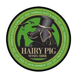 500ml Hairy Pig Cider