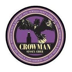 500ml Crowman Cider